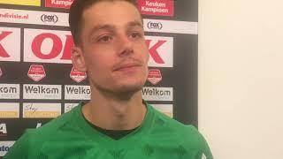 INTERVIEW | Nick Olij na NAC - Excelsior (2-1)