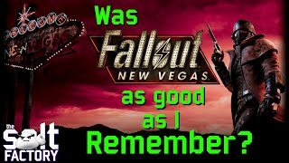 Was Fallout New Vegas As Good As I Remember? -Revisiting The Mojave A Decade Later