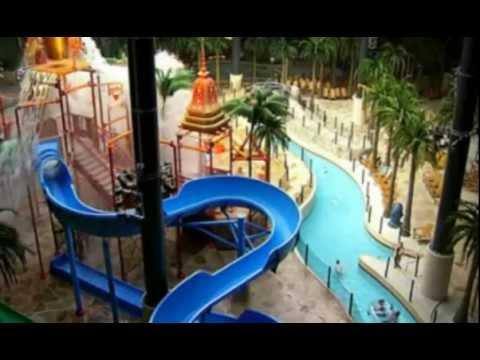 Vakantiepark Lalandia Billund bij LEGOLAND in Denemarken