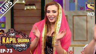 Video Iulia's Gidda Show - The Kapil Sharma Show – 8th Jan 2017