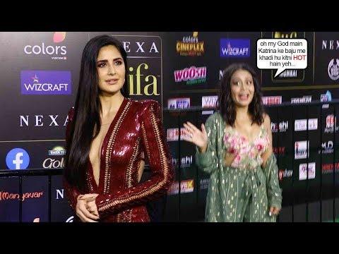 Katrina Kaif,Neha Kakkar & Other Bollywood Actress Attended 2019 IIFA Awards Night In Mumbai