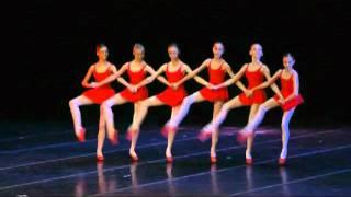 Saggio Teatro dell'Opera 2011  BALALAIKA.avi