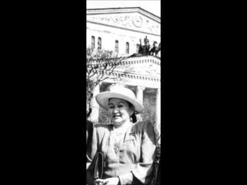 Куляш Байсеитова  Ласточка  Armenian Folk Song  Kazakh singer