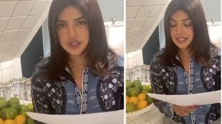 Priyanka Chopra Jonas SMART Work As She FAILS In Front Of Technology | FULL Instagram Live With Fans