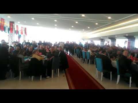 Hasan Şahin delegelerle buluştu