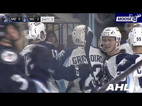 Moose vs. Admirals | Oct. 27, 2018