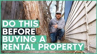 4 Things I Look For Before Buying a Rental Property