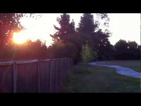 Sunrise Walking Meditation