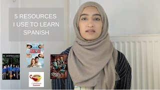 5 Resources I Use to Learn Spanish