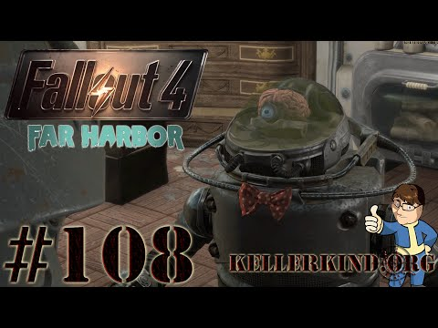 Fallout 4 - Far Harbor #108 - Mord ist sein Hobby ★ Let's Play Fallout 4 [HD|60FPS]