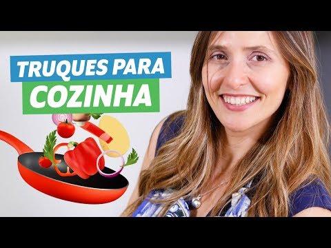 Imagem ilustrativa do vídeo: TRUQUES INCRÍVEIS PARA COZINHA (Parte 1/2)
