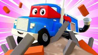 Videa s náklaďáky pro děti - Náklaďák se spalovnou