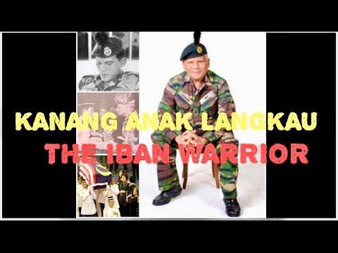 Kanang Anak Langkau The Iban Warrior