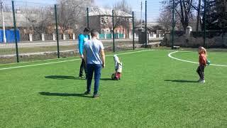Футбол с четким Пациком