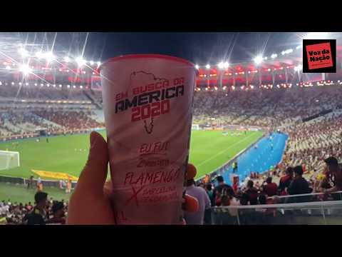O melhor da Nação em Flamengo 3x0 Barcelona - Primeiro Tempo - Libertadores 2020
