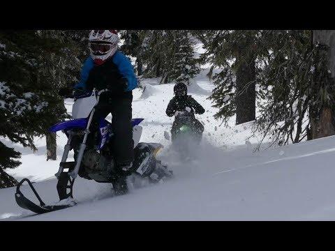 2018 Yamaha TT-R110E in Cedar City, Utah - Video 1
