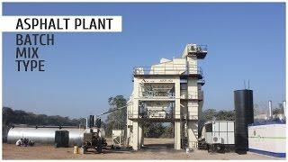 Asphalt Batch Mix Plant For Sale - Atlas Industries
