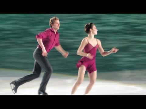 Art on Ice 2017 - Meryl Davis & Charlie White