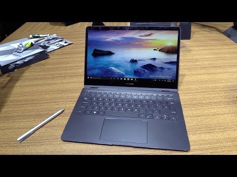 Asus Zenbook Flip S Launched in PH, Selling Price