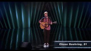 Chase Goehring - Acapella {hour version} America's Got Talent 2017