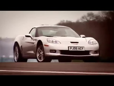 Corvette Z06 Review | Top Gear | BBC