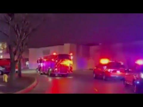 Man shot twice outside of Fairlane Town Center