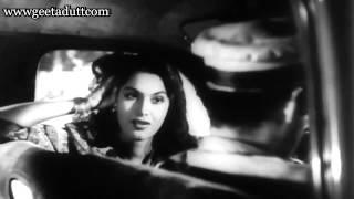 Aar Paar - Ae Lo Main Haari Piya - Geeta Dutt - YouTube