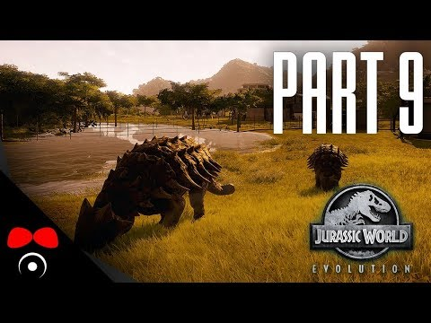FINANČNÍ KRIZE ZAŽEHNÁNA! | Jurassic World: Evolution #9