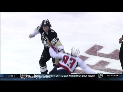 Arron Asham vs. Jay Beagle