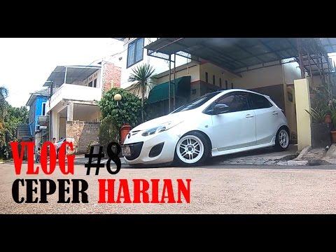 Video VLOG #8 MODIFIKASI MOBIL CEPER HARIAN I CAR VLOG INDONESIA