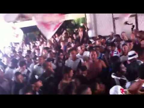 """""""AQUECIMENTO GDA - Vasco x Nova Iguaçu 2015"""" Barra: Guerreiros do Almirante • Club: Vasco da Gama"""