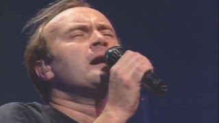 Genesis   No Son Of Mine (Phil Collins Cam) Live 1992