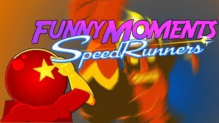Speed Runners Funny Moments - Suspense, clutch wins, Funtage!