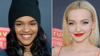 Dove Cameron Shuts Down China Anne McClain Feuding Rumors