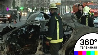 ДТП на Кутузовском проспекте унесло жизни трех человек