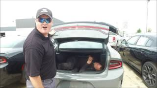 Smart Trunk | Never Lock Your Keys In The Trunk Again!