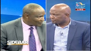 Moses Kuria is against the BBI Team because of hatred Mbadi declares || Sidebar