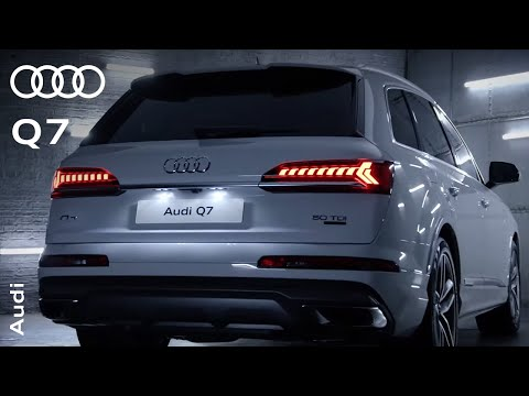Audi  Q7 Кроссовер класса J - рекламное видео 1