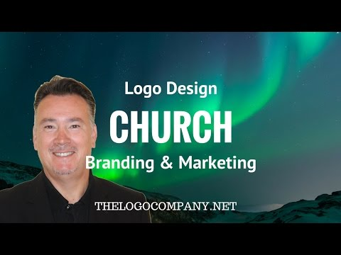 Logo Design for Church - Branding and Marking