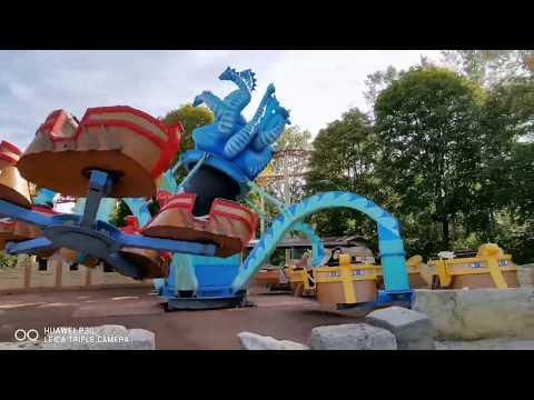 PARC Asterix 2019 L'hydre de lerne Ride