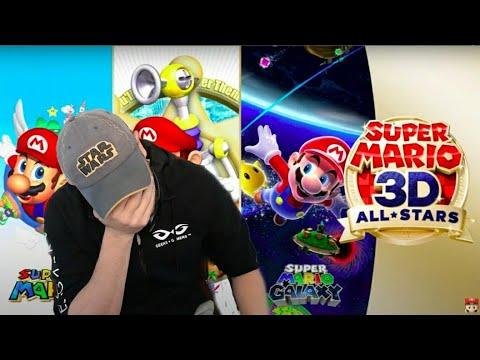 People Are Still Complaining About Nintendo Despite Super Mario 3D All Stars Announcement