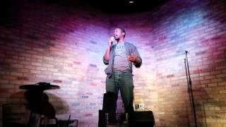 First Open Mic - Comedy Club on State