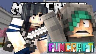 YANDERE SIMULATOR IN FUNCRAFT?! - Minecraft FunCraft SMP - Ep.16