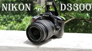 Nikon D3300 Unboxing&Full Review