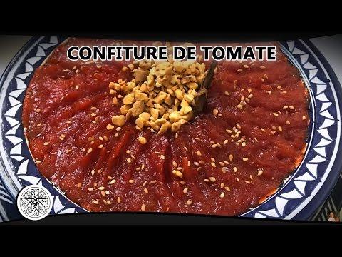 Confiture de Tomates rouges