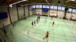 preview picture of video 'Tyresö Handboll- Huddinge P00 2015-02-14'