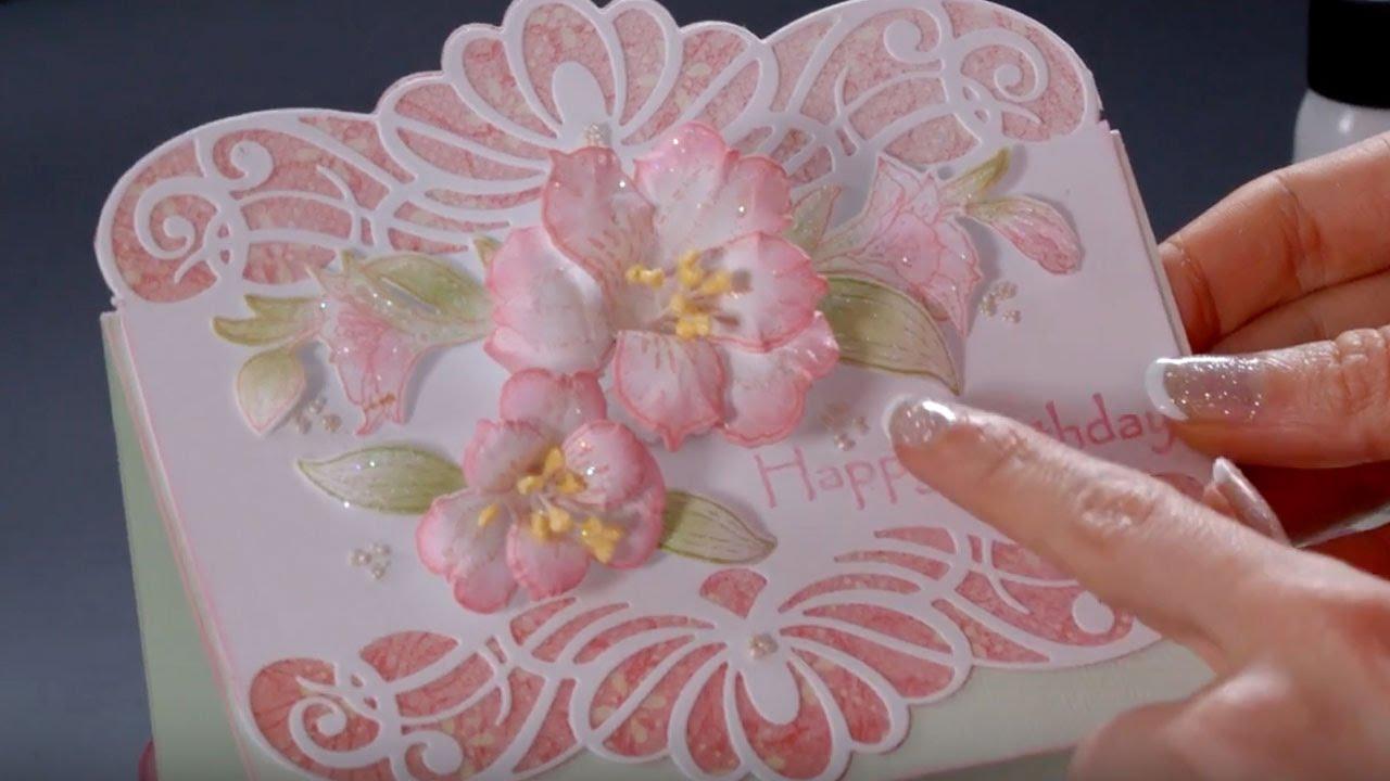 How To Craft A Birthday Card Theyll Love Heartfelt Creations