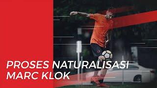 Proses Naturalisasi Marc Klok Sudah di Tahap Kemenkumham