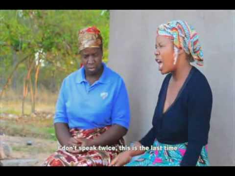 Zimbabwe Drama - Mwanasikana 1 part 4