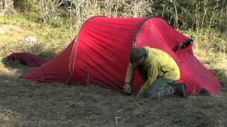 Lehrvideo - Hilleberg Nammatj